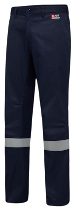 Picture of Hardyakka-Y02770-SHIELDTEC LIGHT WEIGHT FIRE RETARDENT FLAT FRONT CARGO PANT WITH FR TAPE